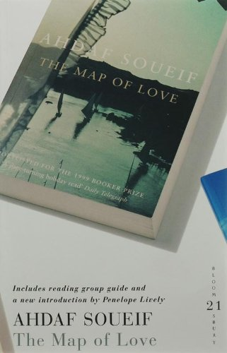 Book cover for The Map Of Love