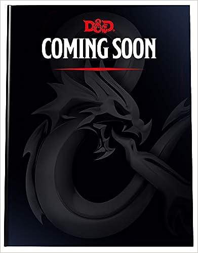 D&D March Title, copertina provvisoria di Dragonlance?