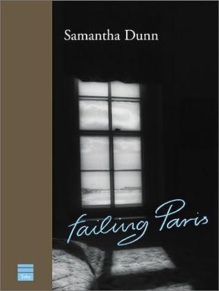 book cover of Failing Paris