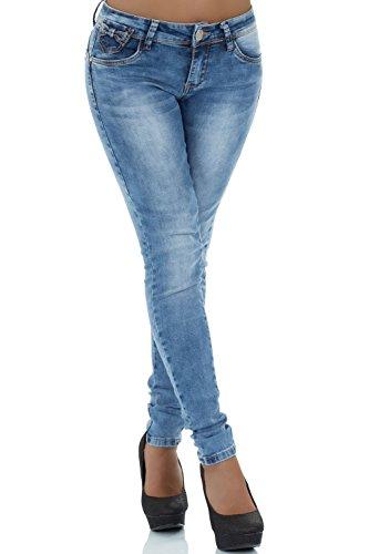 Skinny Blu Blu Malucas Jeans Jeans Skinny Jeans Malucas Donna Skinny Malucas Donna HqwREAw