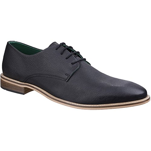 Uomo Oxford 13 in Black scarpe con EU pelle Brogue 13 lambretta Size durevole King uomo Black Scotts lacci UK da Wvqx01Rg7