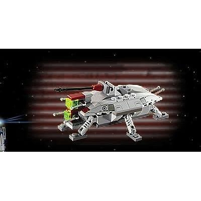 LEGO Star Wars: at-TE Mini Building Set (4495): Toys & Games [5Bkhe1004238]