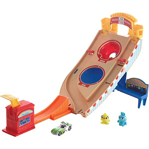 Hot Wheels Toy Story 4 Playset