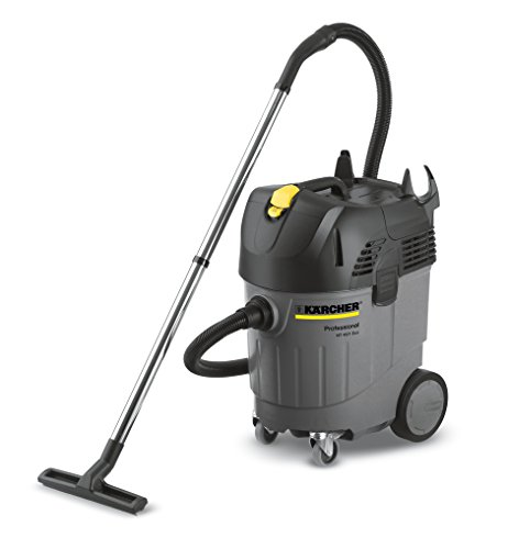 Karcher NT 45/1 Tact Professional Shop Wet Dry Vacuum, 1.85 HP, 10 gallon Dry & 7.9 Gallon Wet Capacity