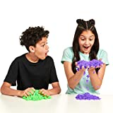 Foam Alive - 120G for Mixing, Molding & Melting - 2 Colors of Soft, Squishy, Fluffy Foam