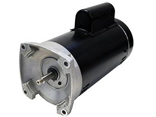 Nidec EB859 Motor 2HP SQ.FL.UP Rate