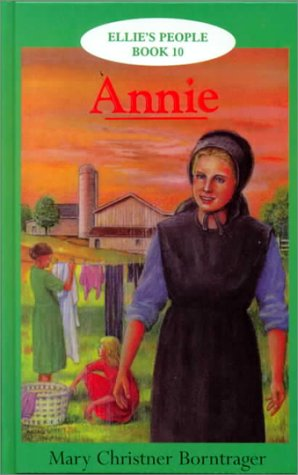 book cover of Annie