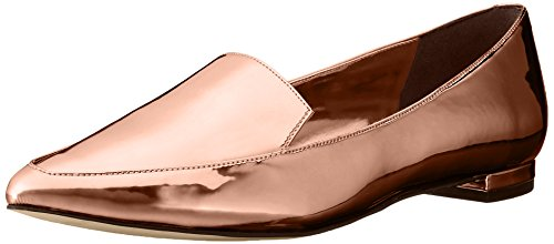 Image of Nine West Women's Abay Patent Pointed Toe Flat