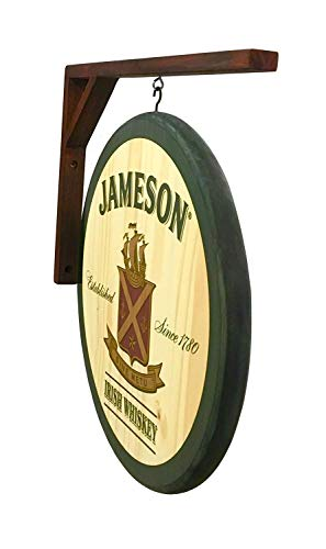 Jameson Whiskey - 2 Sided Pub ()
