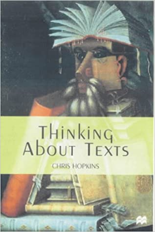 Book Thinking About Texts