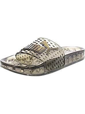 timeless design d7c1b ae600 PUMA Fenty by Rihanna Womens Jelly Slide Sandal Shoes