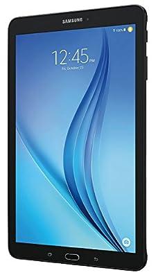 "Samsung Galaxy Tab E T560 16GB 9.6"" Wi-Fi Quad-Core Tablet PC w/ Kids Mode and 12-Hour Battery (Black)"