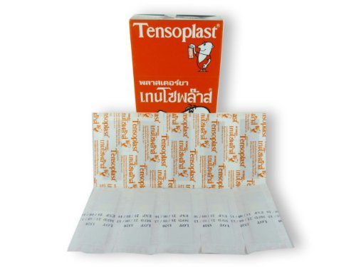 2-packs-of-tensoplast-first-aid-adhesive-dressing-bandages-plasters-quick-wound-healing-100-strips-p
