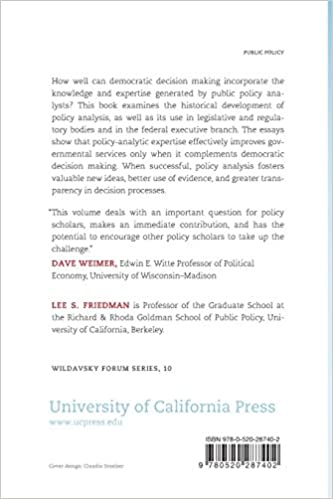 Does Policy Analysis Matter?: Exploring Its Effectiveness in ...