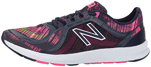 New Balance FuelCore Transform v2 Graphic Trainingsschuh Damen dunkelblau / pink