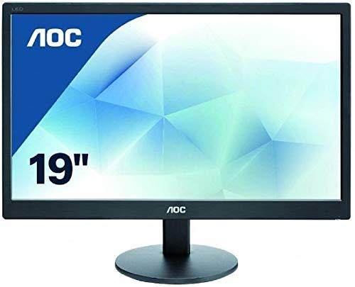 "AOC #E970Swn 18.5"" LED LCD Monitor - 16:9 - 5 ms"