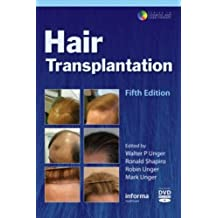 Hair Transplantation, Fifth Edition