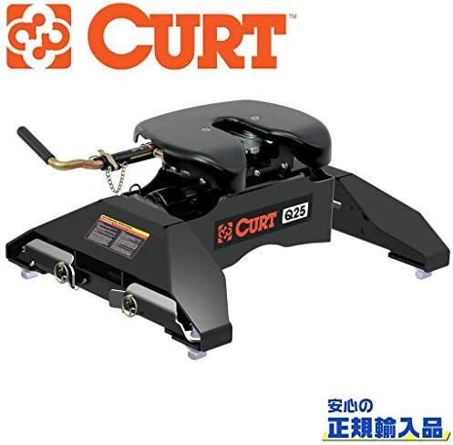 [CURT(カート)正規代理店]Q25 5thホイールヒッチ GMパックシステムレッグ付き 牽引力 約11350kg 汎用