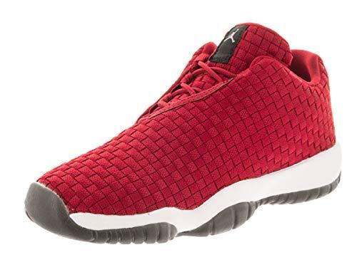 Jordan Nike Kids Air Future Low BG Gym Red/Tour Yellow/White Casual Shoe 5 Kids US (5 Jordan Air And White Red)