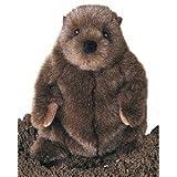 """Plush Chuckwood Groundhog 11"""""""