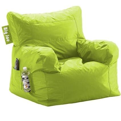Stupendous Amazon Com Big Joe Bean Bag Chair Easily Cleaned Inzonedesignstudio Interior Chair Design Inzonedesignstudiocom