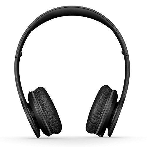 Beats Solo HD On-Ear Headphone Matte Black (Certified Refurbished) by Beats