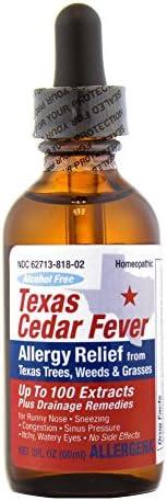 Allergena Texas Cedar Fever ounce