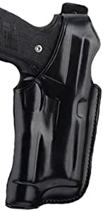 Galco Halo Belt Holster (Black), Sig-Sauer P229 with Weapon Light, Right Hand