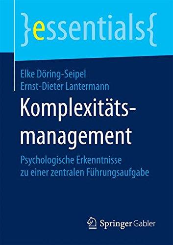 Komplexitätsmanagement (essentials)