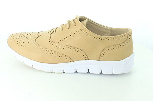 Women's Shoes Oxford Corcoran Natural Wanted Zq5C7