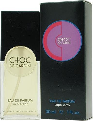 Choc De Cardin By Pierre Cardin For Women. Eau De Parfum Spray 1 Ounces