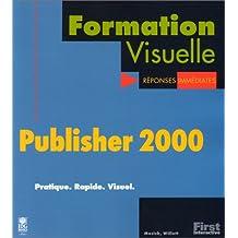 PUBLISHER 2000 FORMATION VISUELLE