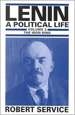 Lenin V3 (Lenin, a Political Life)