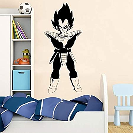 Baobaoshop Vinilo Tatuajes de Pared Dragon Ball Z Anime Poster ...