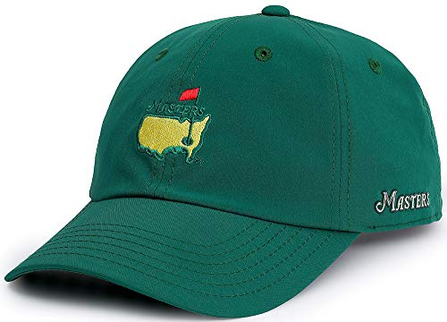 Authentic Masters Green Performance Tech Hat (Green)