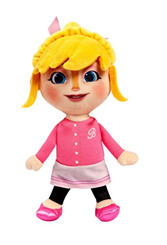 Fisher-Price Alvin & the Chipmunks Brittany Plush Doll (Chipettes Dolls)