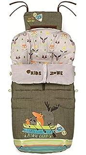Jané 080479 R74 - Saco para silla, Color Rubin: Amazon.es: Bebé