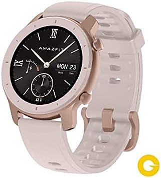 Amazfit GTR Reloj Smartwatch Deportivo   42mm   18 días de batería   AMOLED de 1.2