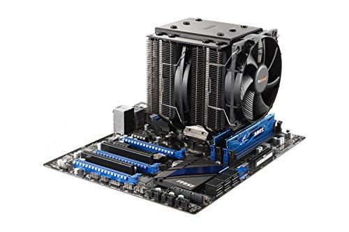be quiet! BK019 Dark Rock Pro 3 - CPU Cooler - 250W TDP- Intel LGA 775/1150 / 1155/1156 / 1366/2011 & AMD Socket AM2(+)/ AM3(+)/ FM1 / FM2 / 754/939 / 940 by be quiet! (Image #5)