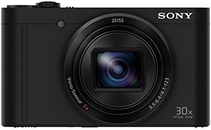 Sony Cyber-Shot DSC-WX500, Cámara de Fotos Compacta, 1, Negro ...