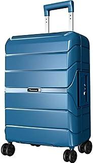 Modoker Maleta expandible para equipaje, Azul de Prusia, 20in-carry on