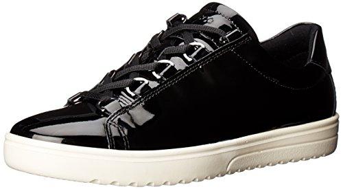 Ecco Vrouwen Fara Band Fashion Sneaker Zwart