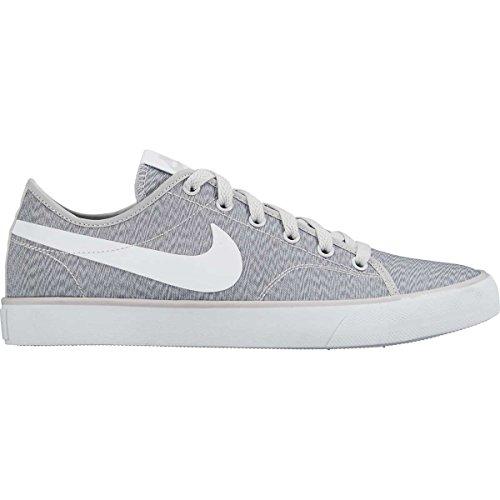 Nike Wmns Primo Court Txt, Zapatillas de Deporte Para Mujer Gris (Cool Grey / White-Pure Platinum)