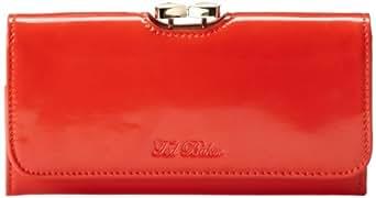Ted Baker Lidia Wallet,Orange,One Size