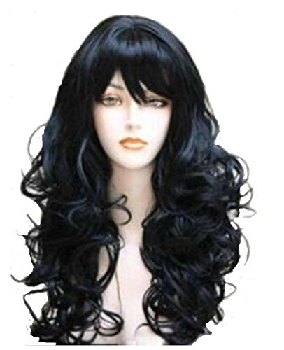 Wigbuy Hair Wigs Wavy Curly 24inche Long Hair For Women