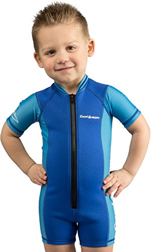 (Cressi Cressi Kids Swimsuit, blue,)