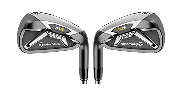 TaylorMade Golf hierros M2 Tour 8 Iron Set 5-PW AW SW ...