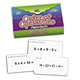 Learning Advantage (3 Ea) Order of Operations Flash Cards