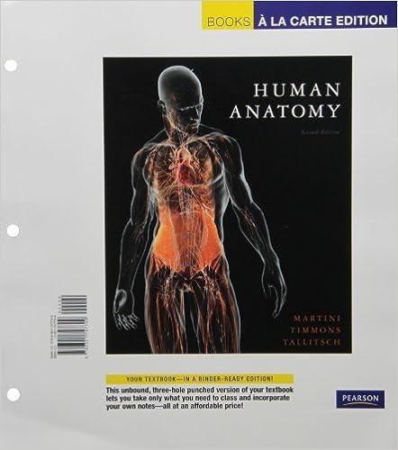 Human Anatomy, Books a la Carte Plus MasteringA&P -- Access Card ...