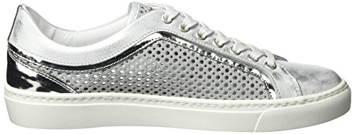 Bogner New Salzburg 15a - Zapatillas Mujer Silber (Silver/Grey)